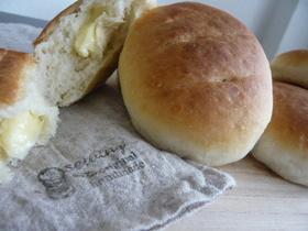 ふわもちっ☆やわらかチーズパン