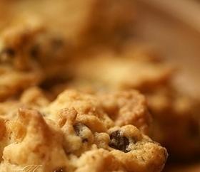 素朴さがうれしいゾ!!ザクザククッキー