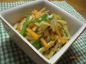 優しい味(*^-^*)切干大根の煮物♪
