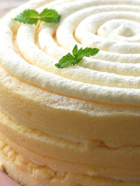 魅惑のダブルチーズケーキ