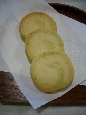 くるくる。。ピスタチオクッキー