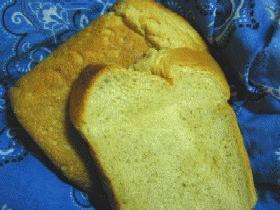 ホームベーカリーにお任せ☆ふんわか黒糖パン