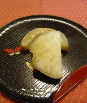 和菓子屋さん直伝!さつま芋の甘納豆風♪
