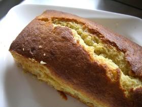 ホットケーキミックスで超簡単バナナケーキ