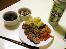【低カロ・常備菜】4種きのこのピクルス