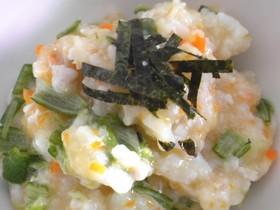 ☆Love離乳食☆鯛とオクラのご飯