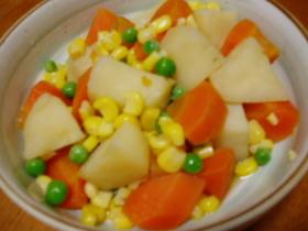 ヘルシー!やさしい!野菜のコンソメ煮!