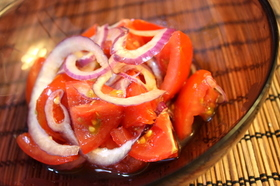 タイ風★さっぱりトマトマリネサラダ