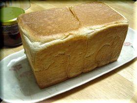 全粒粉入り♪ミルクバター食パン