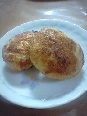 卵白・パン粉救済!サクふわパン粉焼き