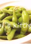 ✿枝豆のあっさりお漬物✿