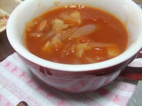 トマトなスープ.*゜