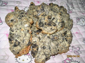 ドロップクッキー(♪オレオ♪)