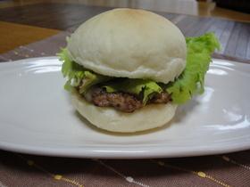 ふんわり白いハンバーガーの作り方♡