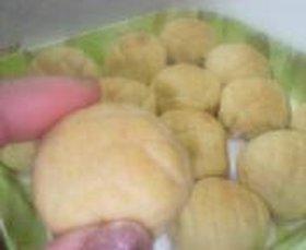 HCMで一口サイズのミニメロンパン