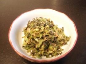 高菜の油炒め~色んなお料理に使えます~
