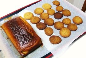 ホットケーキミックスでケーキ・クッキー