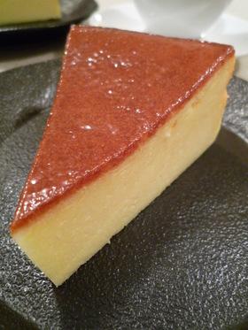 シンプル&濃厚チーズケーキ