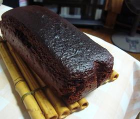 超簡単♡HMでチョコケーキ
