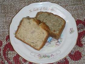 ふっくら♪紅茶のパウンドケーキ