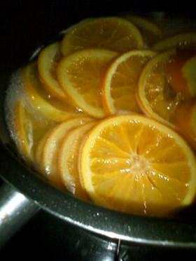簡単♪オレンジのコンフィチュール