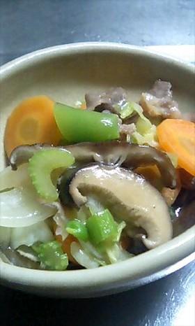 ちゃんぽんスープの素で簡単☆八宝菜☆