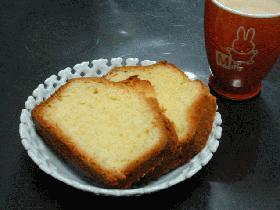 基本のパウンドケーキ♪