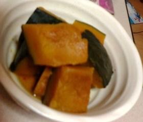 シンプルな南瓜の煮物