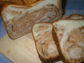 HB~折り込まなくても♪マーブルパン