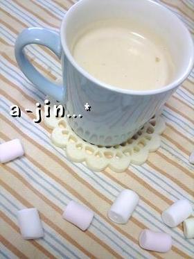 嘘っこカプチーノ?!泡立ちカフェオレ