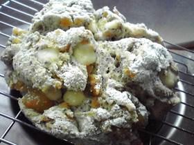 スマ-トチーズとお芋のソーダブレッド