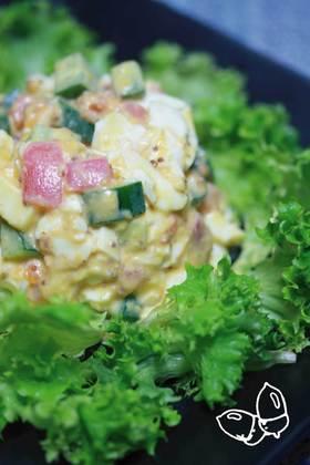 ∞ コロコロ野菜 no たまごサラダ ∞