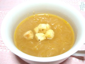 トロントロ~ン♪玉ねぎスープ