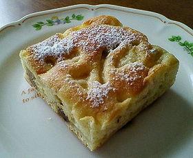 ホットケーキミックスで簡単りんごケーキ♪