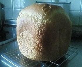 早焼きツインバードHBでふわ食パン♪