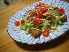 お腹大満足Ⅱ☆ラーメンサラダ