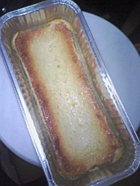 チーズケーキ~ノンオイルですが何か・・・