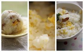 ズボラの炊飯器で卵そぼろご飯☆
