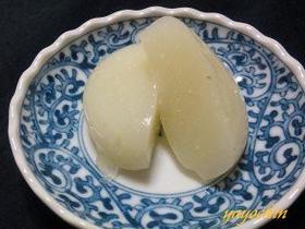 わさび豆腐