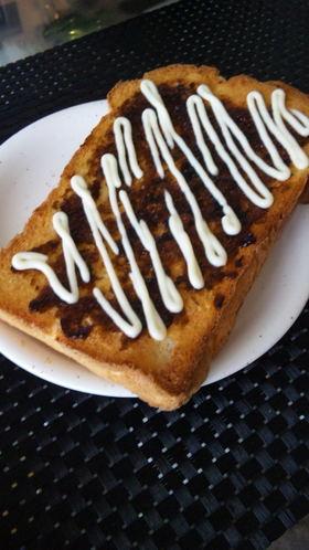 おいしすぎる☆のりトースト