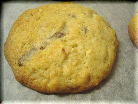 ざっくざくナッツのソルティクッキー♪