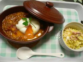 キャベツと鮭のマヨサラダ☆