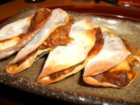 おつまみ麻婆豆腐