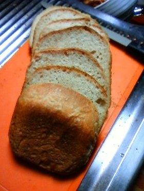 ダイエット約50%全粒粉どっしり食パン