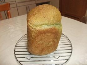 HBで♪小松菜パン