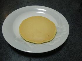 簡単ふっくらパンケーキ