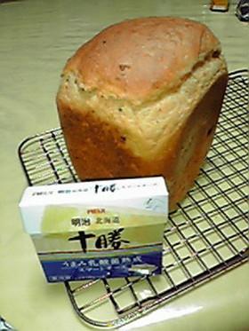 HB☆スマートチーズ&ドライトマトパン