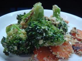 パルメザンの野菜炒め