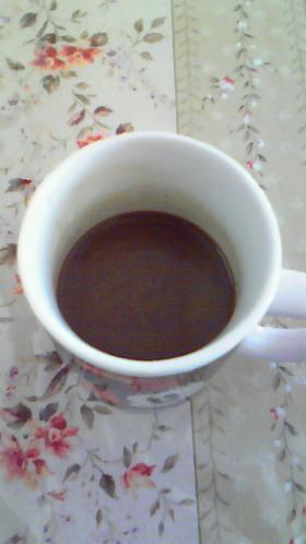 ほろにが…抹茶ココア♪