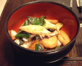 下仁田ネギとジャガイモの味噌炒め